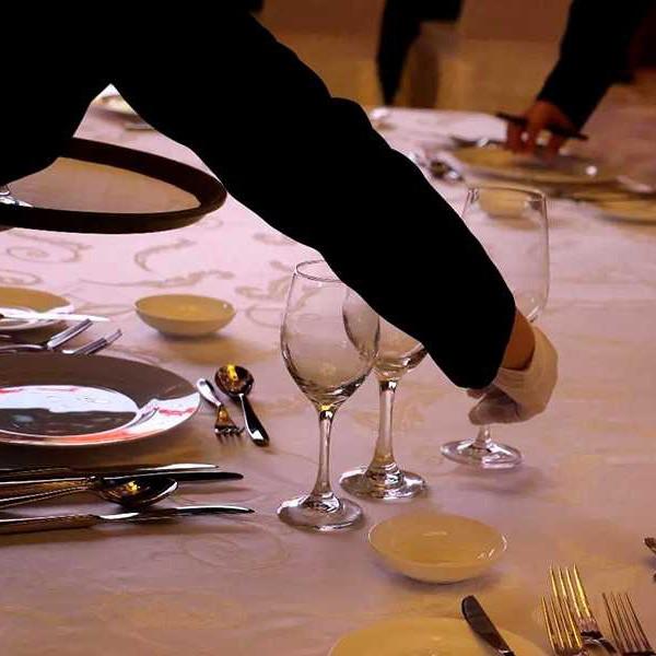 中餐厅——桌餐