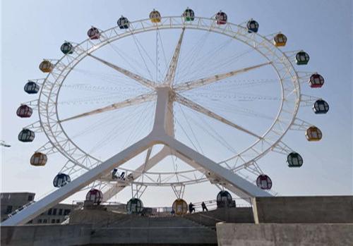 42米人字形摩天轮