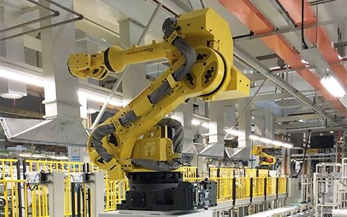 浙江机器人配套设备