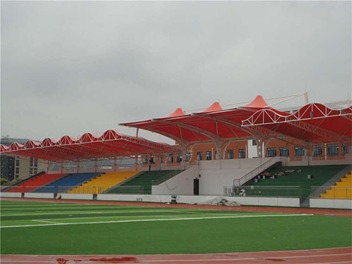 青海体育设施膜结构