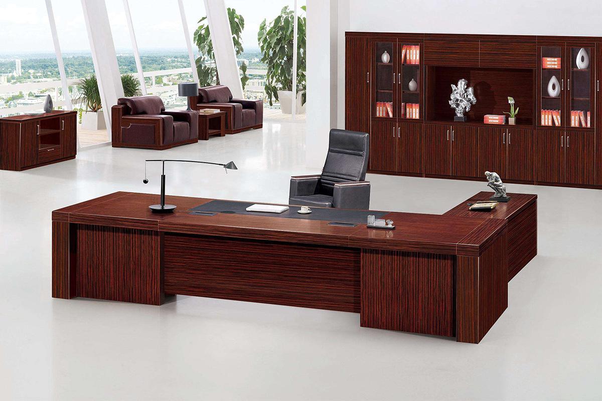 职员办公桌油漆班台