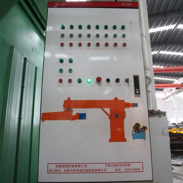 树脂砂混砂机配电箱