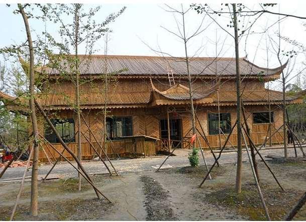 竹房子的应用要注意保养与维护