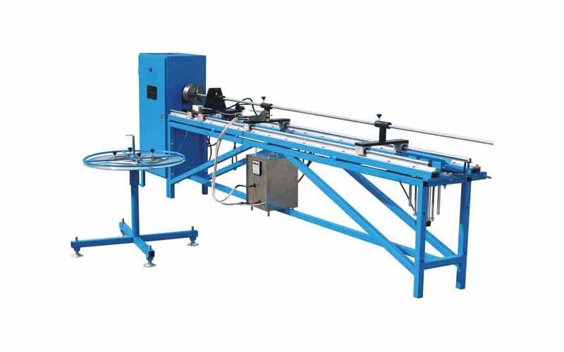 SH-RP-01型储能点焊绕片机