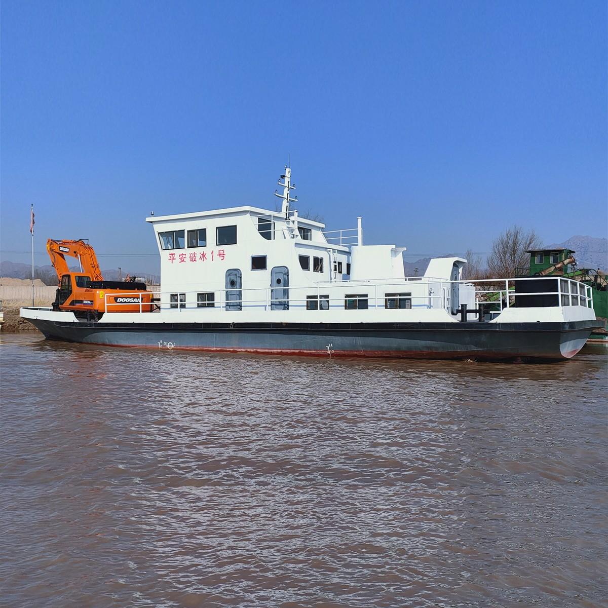 28米工程辅助船