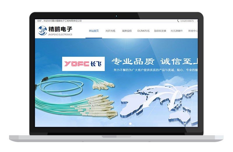 重庆精鹏电子工程有限责任公司