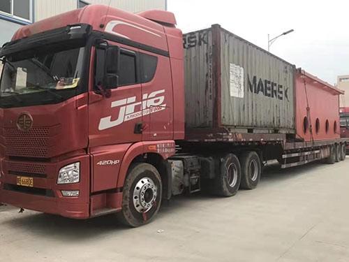 集装箱货运物流