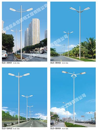乡村道路灯生产厂家介绍一下路灯灯头有什么技术标准呢