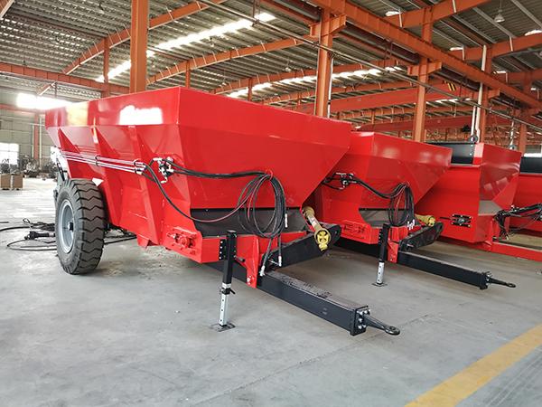 2FGH-H系列单横螺旋撒肥车