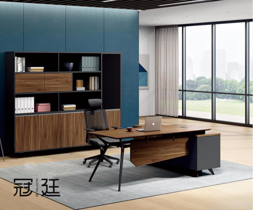 【办公家具】经理办公桌班台