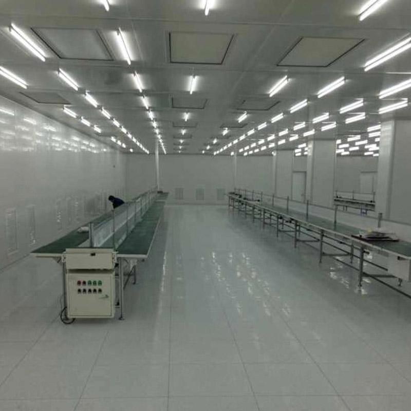 青岛净化工程厂家告诉你为什么安装风淋室?