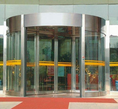芜湖你知道为什么酒店都喜欢用酒店旋转门吗