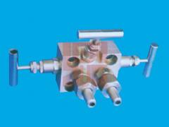 DSF5-2-6SF-2B型一体化三阀组
