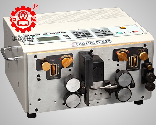 Cl-520 desktop computer wire cutting machine