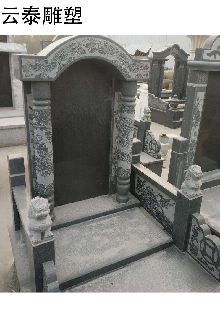 墓碑天使雕塑图片