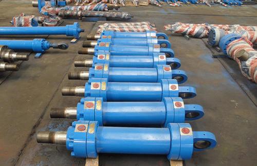 冶金液压油缸故障修复方法