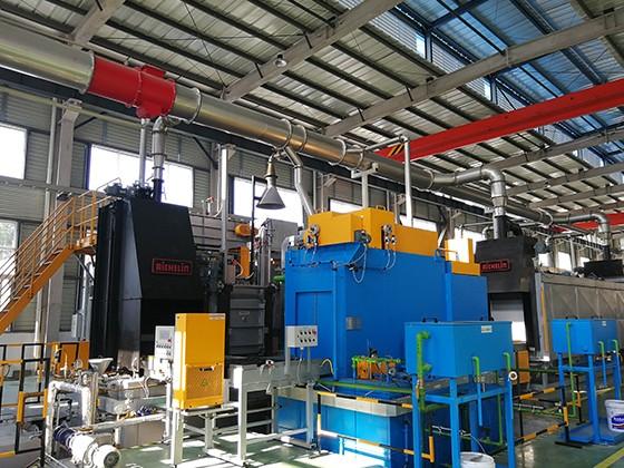 环保湿式除尘器SWDC-150