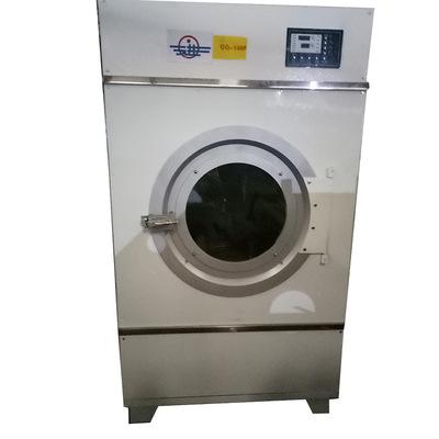 工业用洗涤滚毛机定制 自动滚筒清洗机GQ-100p多功能滚筒式滚毛机