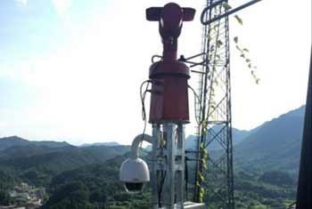 超视距数字化森林预警防火系统
