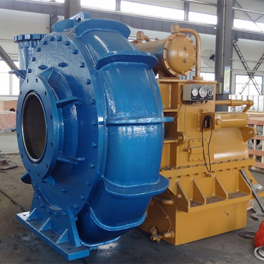 挖泥泵-WN、WNQ系列-挖泥泵