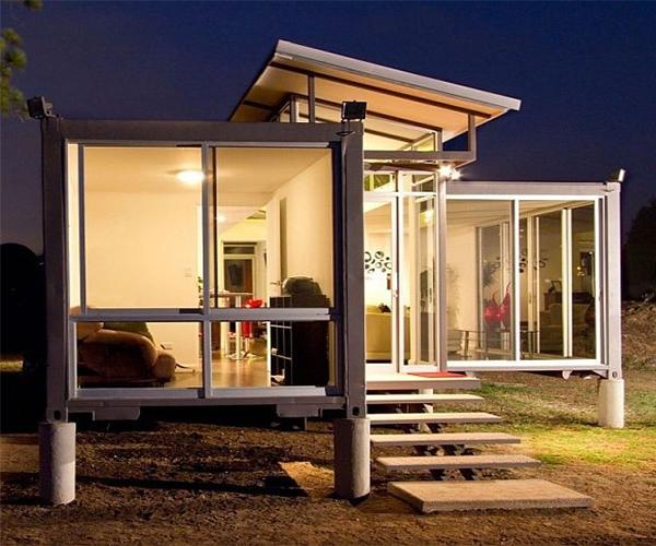 呼和浩特轻钢别墅-轻钢装配式建筑-赤峰恒裕型钢有限公司