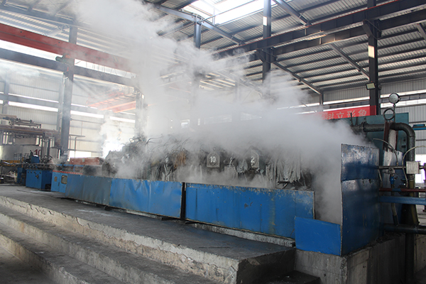 包头电工铝杆的生产组成