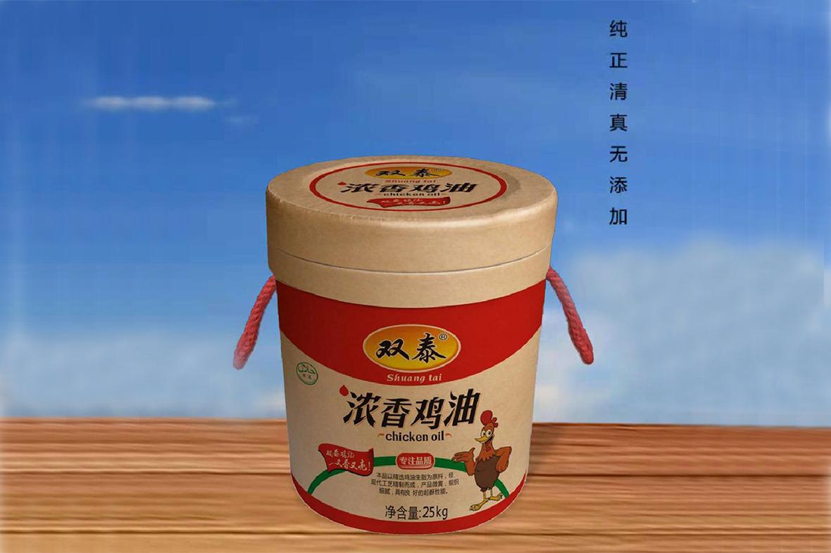 浓香鸡油25kg