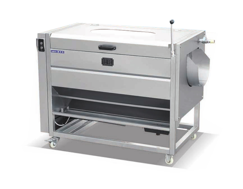 毛刷式洗菜机CX-系列