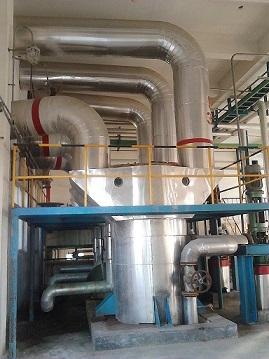 十水碳酸钠连续冷冻结晶器