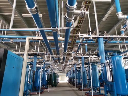 压缩空气管道安装标准