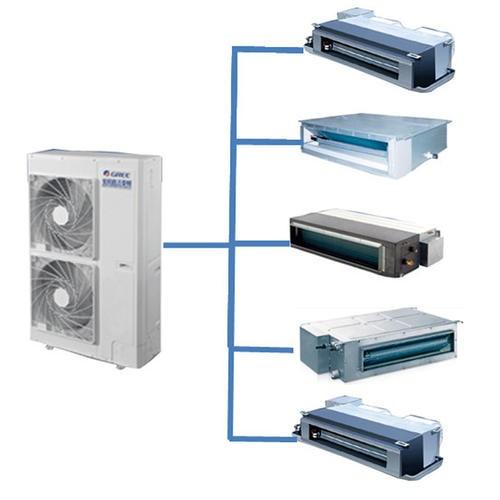 中央空调要加制冷剂的五点检测
