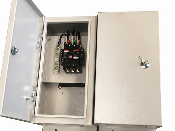 母线槽插接箱