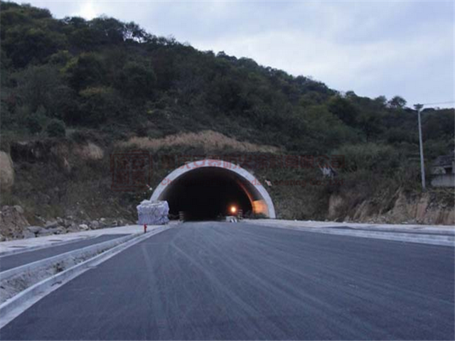 济南市老虎山隧道