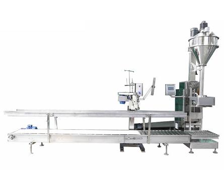 细粉定量包装机