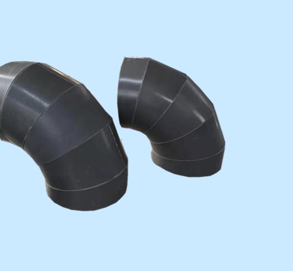 PVC风管弯头