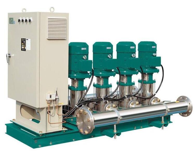 关于二次供水设备的适用范围及选择