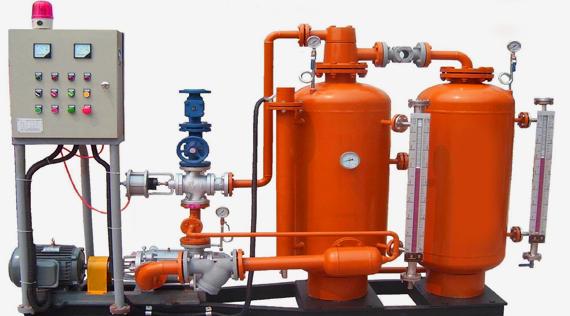 锅炉最佳搭档——冷凝水回收装置,如何用其提高热效率