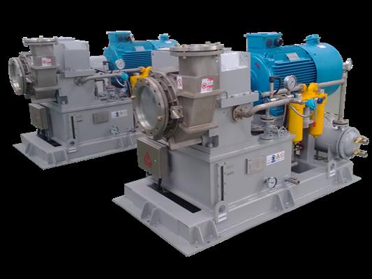 MVR蒸发器在废弃物渗入液浓缩阶段的运用