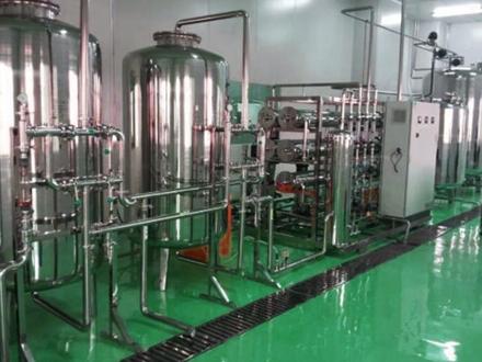 水处理设备案例