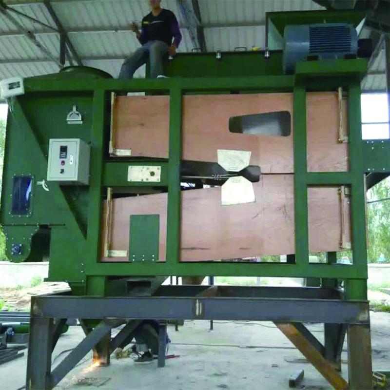 5TYX-40J挤搓式玉米种子脱粒机