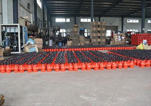 Warehouse environment