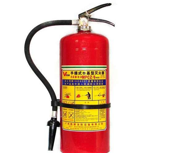 怎样使用消防器材
