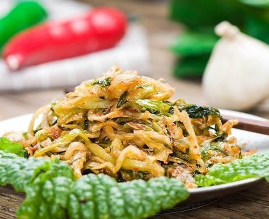 老许香菜主要原材料是什么