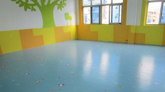 儿童pvc地板——海底世界系列