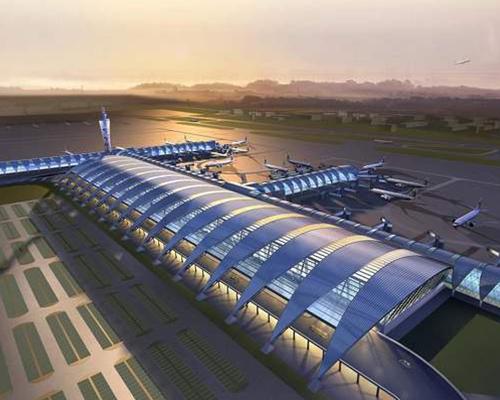 双流机场立交工程