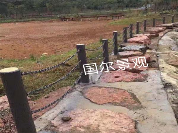 滁州铁链栏杆