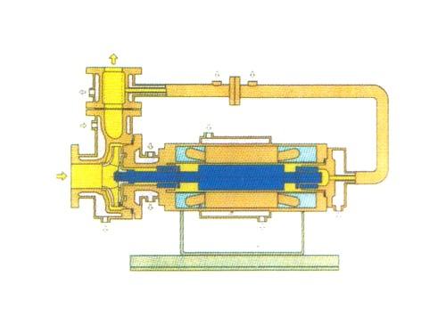 高融点液用外部循环( K型)