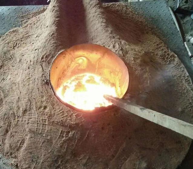 小型熔铜炉