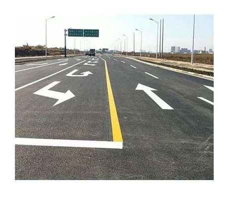 道路划线施工准备及事项说明