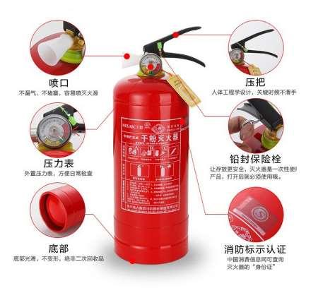 如何正确使用消防设备